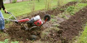 pièces détachées motoculteur Raimes